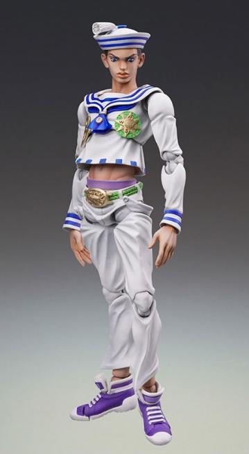 main photo of Super Action Statue Higashikata Josuke