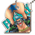 One Piece - CSQ -Capsule Square- Franky