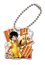 main photo of One Piece - CSQ -Capsule Square- Luffy
