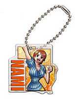 main photo of One Piece - CSQ -Capsule Square- Nami