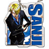 One Piece - CSQ -Capsule Square- Sanji