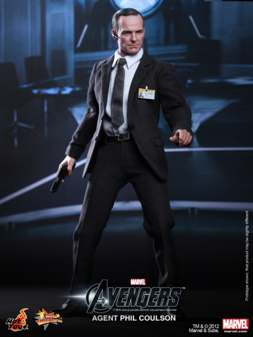 main photo of Movie Masterpiece: Agent Phil Coulson