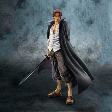 main photo of Portrait Of Pirates DX Red-Haired Shanks Marineford ver.