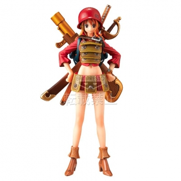 main photo of The Grandline Lady One Piece Film Z DX Figure vol.1 Nami