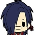 D4 Series DRAMAtical Murder Rubber Strap Collection: Koujaku