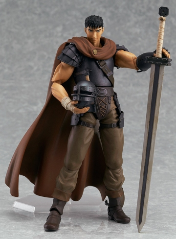 main photo of figma Guts Band of the Hawk Ver.