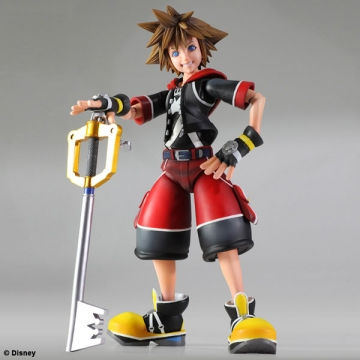 main photo of Play Arts Kai Sora Dream Drop Distance Ver.