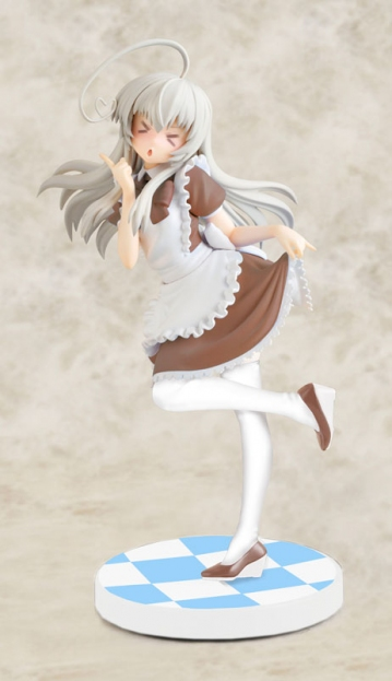 main photo of Gutto-kuru Figure Collection La Beauté 14: Nyaruko Maid Ver. Miyazawa Limited Edition