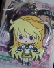 photo of Rubber Strap Collection Tales of Xillia 2: Milla Maxwell