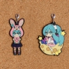 photo of Pic-Lil! Hatsune Miku Rubber Strap #06: Hatsune Miku LOL -lots of laugh- Ver.