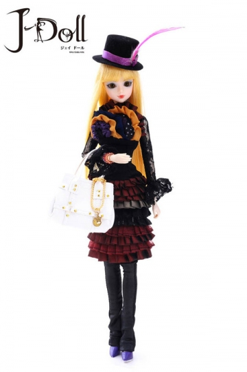 main photo of J-Doll: Rue de Belleville