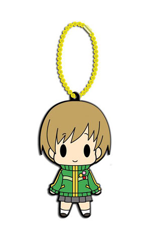 main photo of Persona 4 the Ultimate in Mayonaka Arena Rubber Strap Collection Vol.1: Satonaka Chie