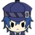 Persona 4 the Ultimate in Mayonaka Arena Rubber Strap Collection Vol.1: Shirogane Naoto