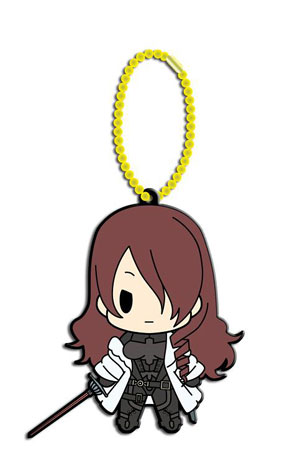 main photo of Persona 4 the Ultimate in Mayonaka Arena Rubber Strap Collection Vol.1: Kirijou Mitsuru