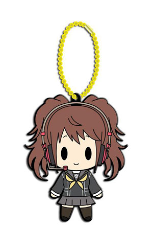 main photo of Persona 4 the Ultimate in Mayonaka Arena Rubber Strap Collection Vol.1: Kujikawa Rise
