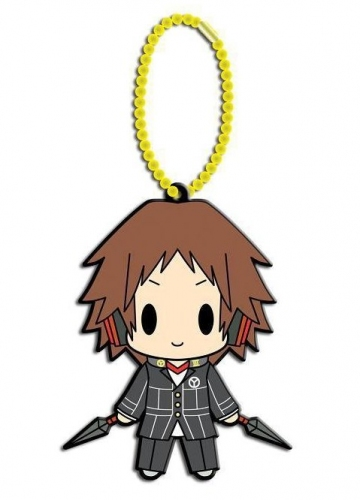 main photo of Persona 4 the Ultimate in Mayonaka Arena Rubber Strap Collection Vol.2: Hanamura Yosuke
