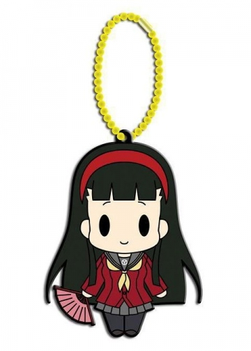 main photo of Persona 4 the Ultimate in Mayonaka Arena Rubber Strap Collection Vol.2: Amagi Yukiko