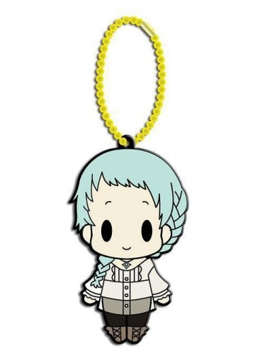 main photo of Persona 4 the Ultimate in Mayonaka Arena Rubber Strap Collection Vol.2: Yamagishi Fuuka