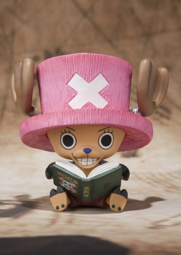 main photo of Figuarts Zero Tony Tony Chopper