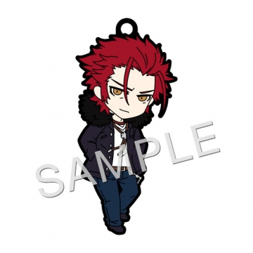 main photo of Pic-Lil! K Trading Strap: Suoh Mikoto
