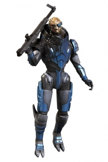 main photo of Mass Effect 2 Action Figures Series 2: Garrus Vakarian