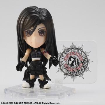 main photo of Final Fantasy Trading Arts Kai Mini: Tifa Lockhart Advent Children Ver.