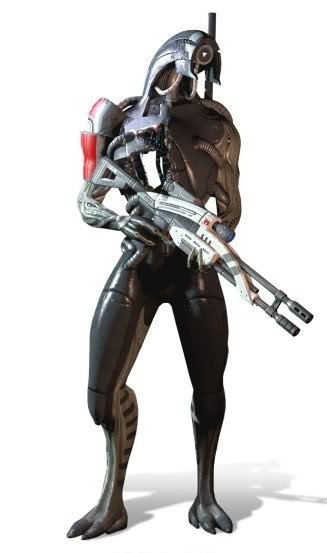 main photo of Mass Effect 2 Action Figures Series 2: Legion