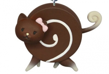 main photo of Donyatsu Strap Ronya Chocolate ver.