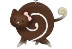 photo of Donyatsu Strap Ronya Chocolate ver.