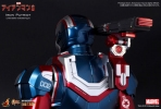 photo of Movie Masterpiece Diecast Iron Patriot
