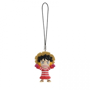 main photo of One Piece Strap Punk Hazard: Monkey D. Luffy