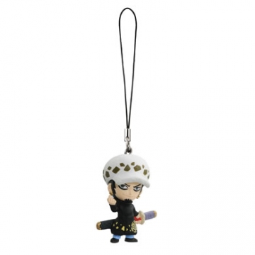 main photo of One Piece Strap Punk Hazard: Trafalgar Law