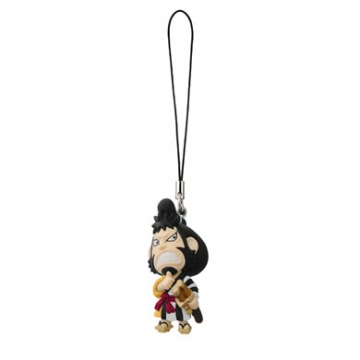 main photo of One Piece Strap Punk Hazard: Kinemon