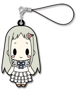 main photo of AnoHana Rubber Strap Collection Vol.2: Honma Meiko