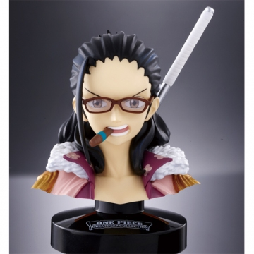 main photo of One Piece Great Deep Collection Punk Hazard: Smoker in Tashigi's Body