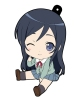 photo of Oreimo Petanko Trading Rubber Strap Vol.2: Aragaki Ayase Uniform Ver.