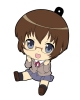 photo of Oreimo Petanko Trading Rubber Strap Vol.2: Tamura Manami Uniform Ver.