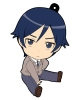 photo of Oreimo Petanko Trading Rubber Strap Vol.2: Kousaka Kyousuke Uniform Ver.