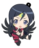 photo of Oreimo Petanko Trading Rubber Strap Vol.2: Aragaki Ayase Thanatos Cosplay Ver.
