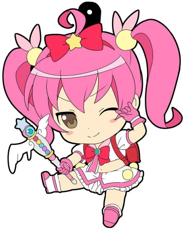 main photo of Oreimo Petanko Trading Rubber Strap Vol.2: Kurusu Kanako Meruru Cosplay Ver.