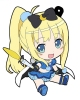 photo of Oreimo Petanko Trading Rubber Strap Vol.2: Bridget Evans Alpha Omega Cosplay Ver.