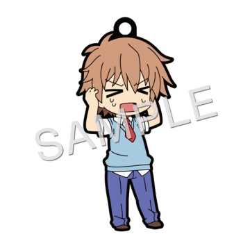 main photo of Pic-Lil! Sakurasou no Pet na Kanojo Trading Rubber Strap: Sorata Kanda