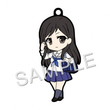 main photo of Pic-Lil! Hanasaku Iroha Trading Strap: Tsurugi Minko School Uniform Ver.