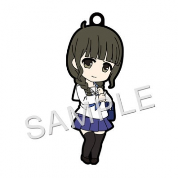 main photo of Pic-Lil! Hanasaku Iroha Trading Strap: Oshimizu Nako School Uniform Ver.