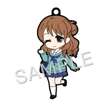 main photo of Pic-Lil! Hanasaku Iroha Trading Strap: Wakura Yuina School Uniform Ver.