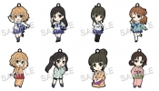 photo of Pic-Lil! Hanasaku Iroha Trading Strap: Oshimizu Nako School Uniform Ver.