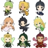 photo of Petanko SAO Trading Rubber Strap Fairy Dance Arc: Kirigaya Suguha