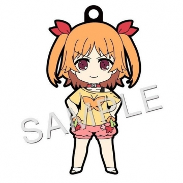 main photo of Pic-Lil! Oreshura Trading Strap: Harusaki Chiwa PW Ver.