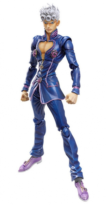 main photo of Super Action Statue Giorno Giovanna 2013 Winter WF Ver.