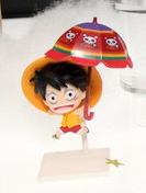 main photo of Petit Chara Land - Sky! Parasol Ver ★ Monkey D. Luffy Secret Ver.